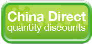 China Direct - Quantity Discounts