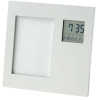 Photo Frame with Clock and Temp