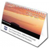 Australian Scenic - 13 Leaf Desktop Calendar Promotional Products