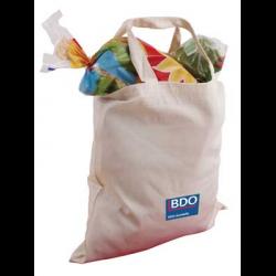 Tathra Calico Bag - Short Handle