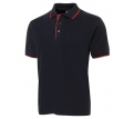 JB Cotton Tipping Polo