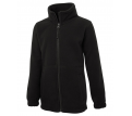 JB Mens Full Zip Polar Fleece Jacket