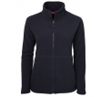 JB Ladies Full Zip Polar Fleece Jacket