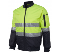 JB Hi Vis (D+N) Flying Jacket