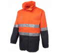 JB Hi Vis (D+N) Long Line Jacket