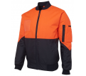 JB Hi Vis Flying Jacket (Day Only)