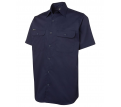 JB Short Sleeve 150gsm Work Shirt