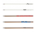 Sharpened Round Full Length Recycled Newspaper HB Pencils