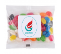 Mixed Mini Jelly Beans in 60g Bag
