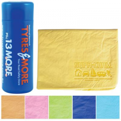 Embossed Supa Cham Chamois in Tube