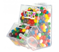 Mixed Mini Jelly Beans in Dispenser