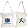 Calico Single Handle Library Satchel