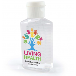 60ml Liquid Hand Sanitiser - 60% Alcohol Content
