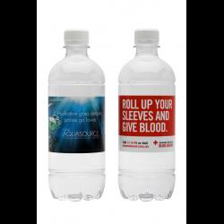 600 ml Bottled Spring Water