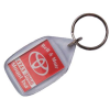 Oblong Acrylic Key Ring