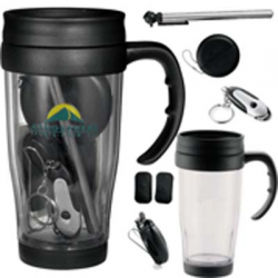 AutoMate Car Mug Kit