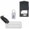 Combination Lock and Luggage Tag