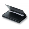 Gusseted Business Card Holder