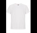 White Select V Neck T-Shirt