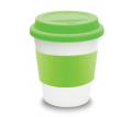 Mix & Match White Cermaic Takeaway Cup Promotional Products