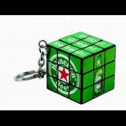 Rubiks Custom Key Ring Cube