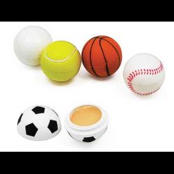 Lip Balm Sports Ball