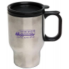 Stainless Steel Car & Sports Mug