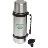 Riviera One Litre Flask - Stainless Steel