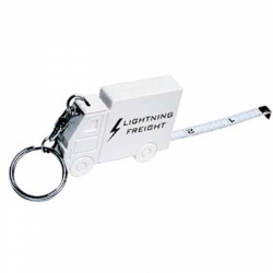 Mini Truck Tape Measure Key Ring