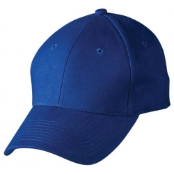 Childrens Brushed Cotton Cap