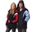Bathurst Tri Colour Jacket with Hood