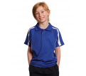 Kids TrueDry Fashion Polo
