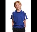 Kids TrueDry Fashion Polo