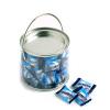 Medium PVC Bucket Filled with Mentos