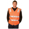 Hi Vis (D+N) Safety Vest With Reflective Tapes