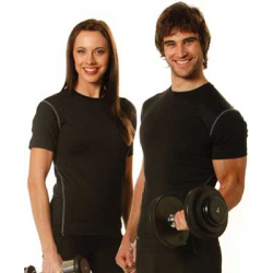 Men's Short Sleeve Energy Performance Top