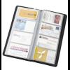 Contrast Business Card File