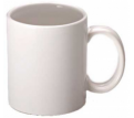 White Can Mug Promotional Products