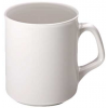 White Flare Mug Promotional Products