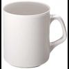 White Flare Mug