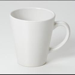 White Latte Coffee Mug