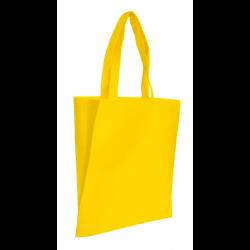 Non Woven V Gusset Tote Bag