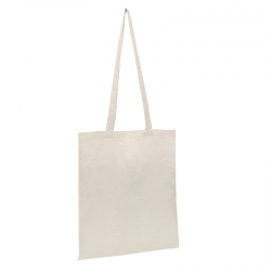 Long Handle Calico Bag