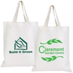 Short Handle Bamboo Tote Bag