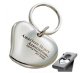 The Cuore Key Chain