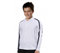 Kids Fashion Long Sleeve Polo