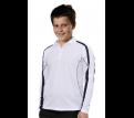 Kids Fashion Long Sleeve Polo