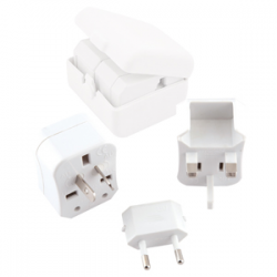 Mr Universe III Travel Adaptor