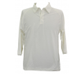 Men's TrueDry 3/4 Cricket Polo