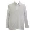 Men's TrueDry Long Sleeve Cricket Polo